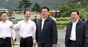 浙江省袁家军省长为艾米点赞:推动人工智能农业科技集聚区建设