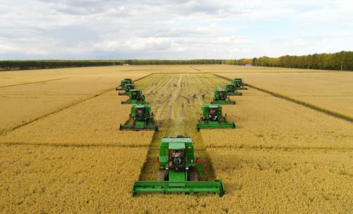 我国将加快建设现代农业产业园