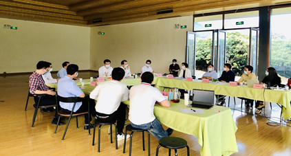 从化区委书记庄悦群一行到艾米稻香小镇开展调研